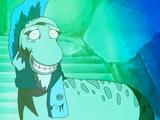 Niebieskopłetwy