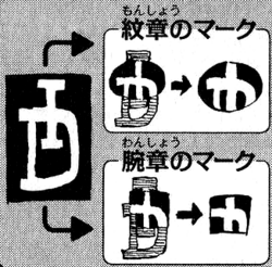 Impel Down simbolo