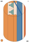 Nami Cylindrical Candy