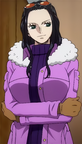 Nico Robin's First Outfit in Heart of Gold