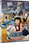 One Piece Movie 8 DVD Spain