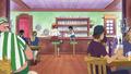 Partys Bar Intérieur Anime