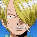 Sanji Pre Timeskip Anime Portrait