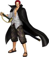 Shanks Pirate Warriors 3