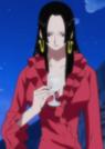 Segunda vestimenta de Hancock en Amazon Lily