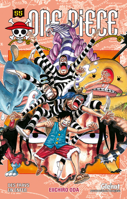 Tome 55 Couverture VF Infobox