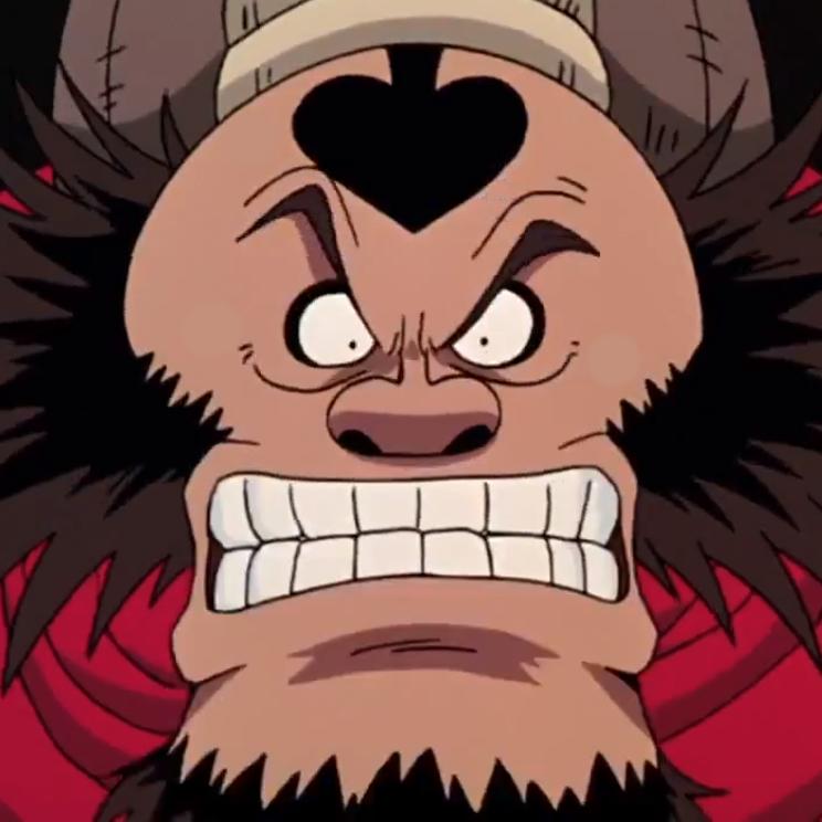 Bear King Portrait
