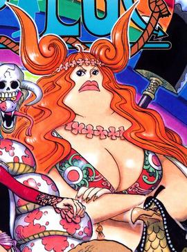 Boa Marigold Manga Infobox