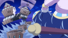 Daifuku Attacks Carrot