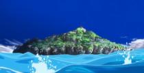 Loguetown's Island