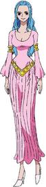Nefertari Vivi Post Timeskip Anime Concept Art