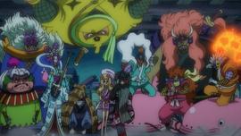 Orochi Oniwabanshu Anime Infobox