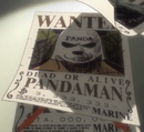 Pandaman wanted