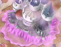 Большой Папочка скован конфетной волной