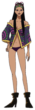 Belladonna Anime Concept Art