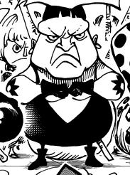 Bomba Manga Infobox