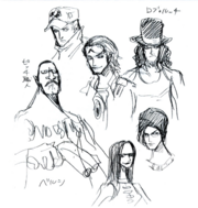 Concept Membres Water 7