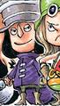 Inhel Coloré dans le Manga