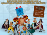 One Piece Figurines Officielles - Hachette Collections