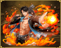 One Piece Treasure Cruise - Portgas D. Ace (5)