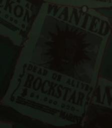 Rockstar Avis de Recherche