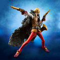 Sanji Figurine Portrait of pirates Edition Z