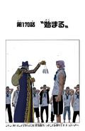 Coloreado Digital del Capítulo 170