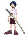 Concept Art Kuina Anime