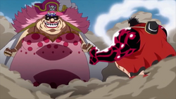 Luffy Prepares To Fight Big Mom