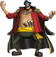 Marshall D. Teach Pirate Warriors