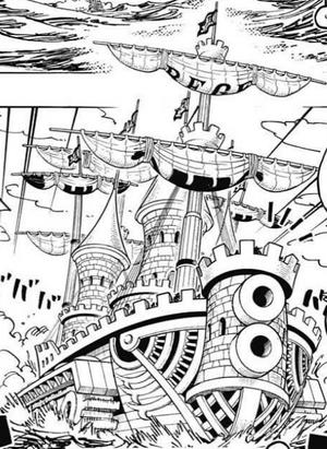 Nostra Castello Manga Infobox