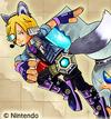 Sanji Fox Amiibo Alt Color Super Grand Battle X