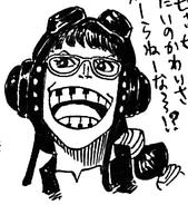 Scratchmen Apoo as a Female