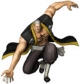Daz Bones Pirate Warriors 3