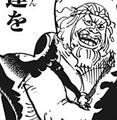 Disfraz de los Piratas de las Bestias de Jibuemon