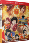 FUNimation Special 9 Blu-Ray Cover