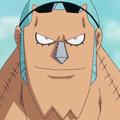 Franky Post Timeskip Anime Portrait