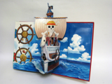 One Piece Grand Paper Adventure Going Merry