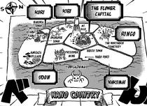 Peta Negeri Wano