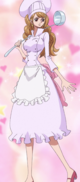 Pudding's Chef Outfit