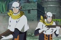 Raid Suits de los soldados del Germa 66