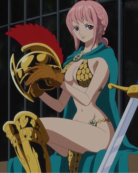 Rebecca Anime Infobox