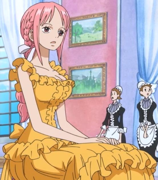 Rebecca   One Piece Wiki   Fandom