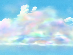 Brume Arc-en-ciel