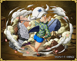Dellinger One Piece Treasure Cruise4