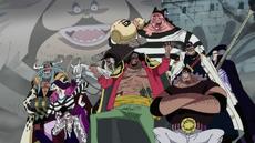 Los Nuevos Piratas de Kurohige