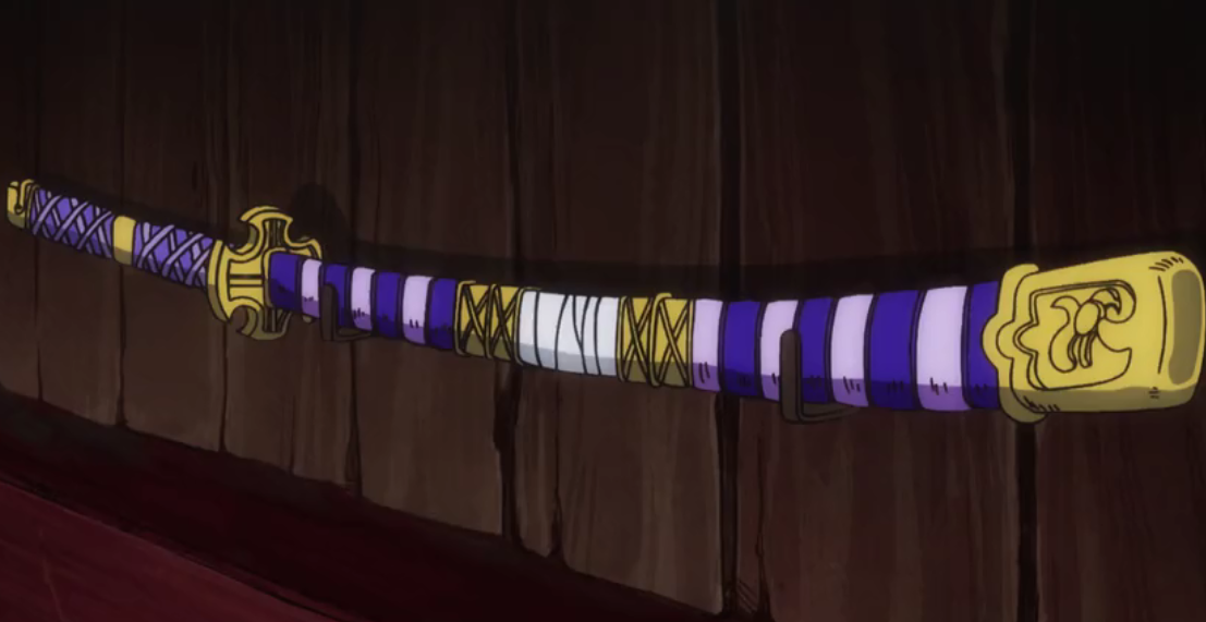 Nidai Kitetsu | Wikia One Piece | Fandom