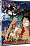 One Piece Movie 7 DVD Spain