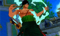 One Piece Unlimited World Red Zoro Attaque Spéciale