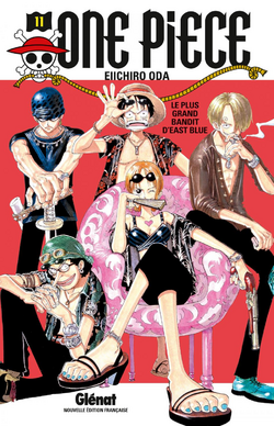Tome 11 Couverture VF Infobox